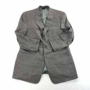 Burberry London Pure Wool SportsCoat Blazer Jacket